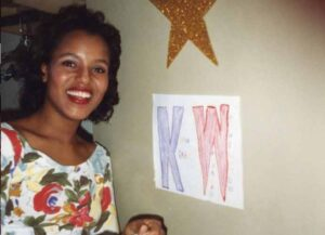 Kerry Washington Promotes New 'The Prom' By Posting College Throwback