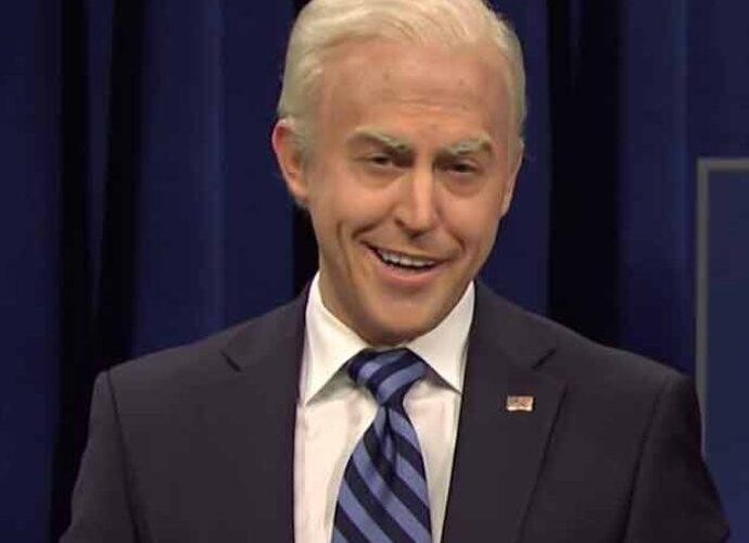 'Saturday Night Live' Debuts Alex Moffat As Its New Joe Biden