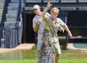 Robert Irwin Celebrates 17th Birthday With Tribute To Late Father Steve Irwin