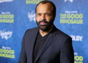 HOLLYWOOD, CA - NOVEMBER 17: Actor Jeffrey Wright attends the World Premiere Of Disney-Pixar's THE GOOD DINOSAUR at the El Capitan Theatre on November 17, 2015 in Hollywood, California.