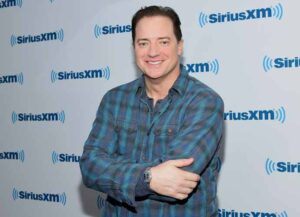 NEW YORK, NY - DECEMBER 14: Actor Brendan Fraser visits at SiriusXM Studio on December 14, 2016 in New York City. (Photo by Ben Gabbe/Getty Images)