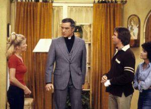 Peter Mark Richman, 'Three's Company' Co-Star, Dies At 93 (Photo courtesy of ABC)