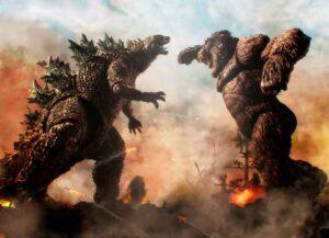 'Godzilla vs. Kong' (Image courtesy of Warner Bros.)