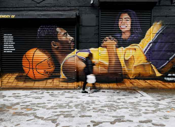 Fans Remember Kobe Bryant On One Year Anniversary Of His Death