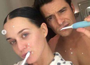 Katy Perry Posts New Photos Of Orlando Bloom To Celebrate Birthday (Image: Instagram)