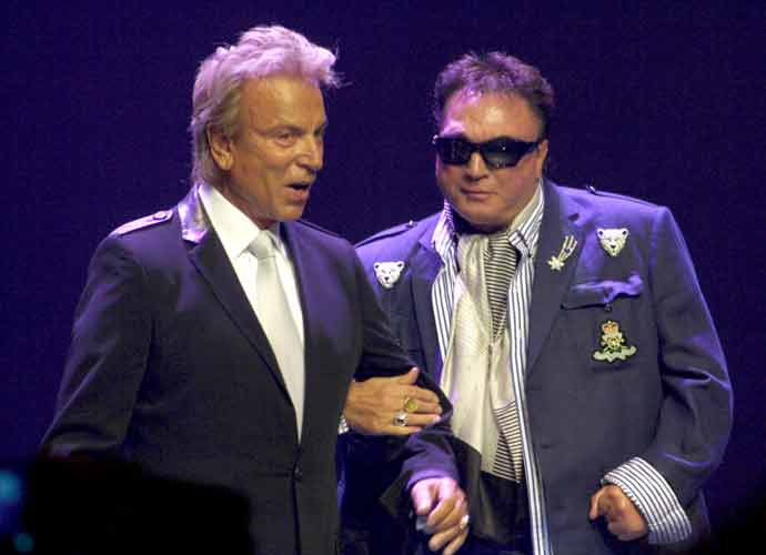 Siegfried Fischbacher, Half Of Magic Act Siegfried & Roy, Dies At 81