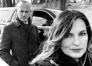 Christopher Meloni & Mariska Hargitay Tease 'Law and Order' Spinoff In New Photo (Image: Instagram)