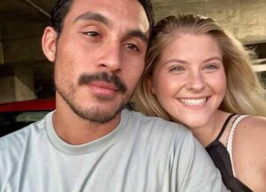Skylar Mack and boyfriend Vanjae Ramgeet (Photo: Instagram)