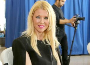 VIDEO EXCLUSIVE: Tara Reid Reveals Why She Was 'Dying' During American Pie's 'Pie Scene'