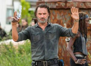 Andrew Lincoln Expresses Regret About Leaving 'The Walking Dead' (Photo courtesy of AMC)