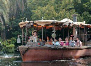 Disney's Jungle Cruise Ride (Image courtesy of Disney)