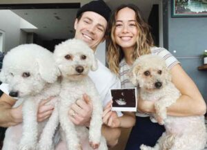 'The Flash's' Grant Gustin Expecting First Child With Wife LA Thoma (Image: Instagram)