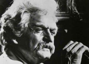 Hal Holbrook as Mark Twain (Photo: Wikimedia)