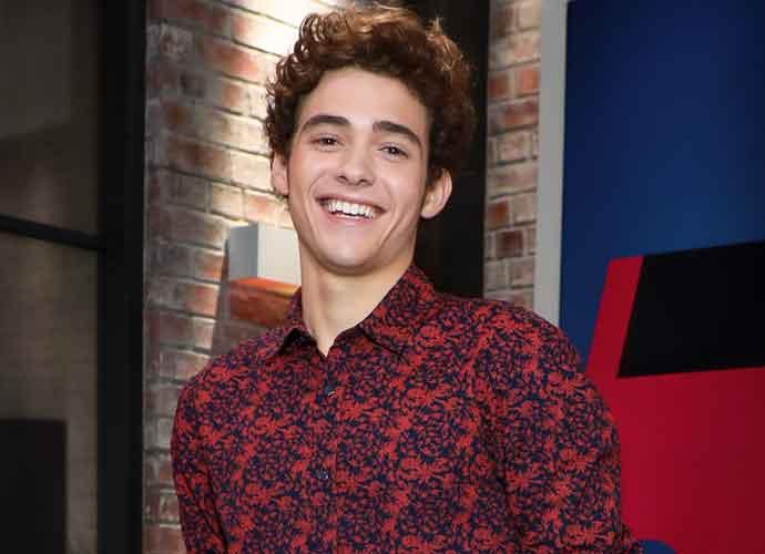 WATCH: Joshua Bassett Reacts To 'Drivers License' 'SNL' Sketch On TikTok