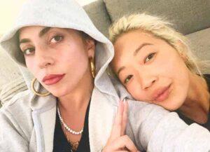 Lady Gaga Watches The Super Bowl In Quarantine (Photo: Instagram)