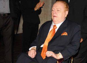 Larry Flynt in 2009 (Image: Wikimedia)