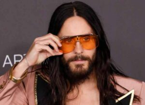 LOS ANGELES, CALIFORNIA - NOVEMBER 02: Jared Leto attends the 2019 LACMA Art + Film Gala at LACMA on November 02, 2019 in Los Angeles, California. (Photo by Taylor Hill/Getty Images)