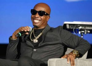 LOS ANGELES, CA - AUGUST 08: MC Hammer speaks onstage during Capitol Music Group's 5th annual Capitol Congress Premieres new music and projects for industry and media at Arclight Cinemas Hollywood on August 8, 2018 in Los Angeles, California. (Photo by Rich Polk/Getty Images for Capitol Music Group)