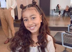 Kim Kardashian's Daughter, North West, Looks Just Like Her Mom In New Photos (Image: Instagram)