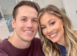 Shawn Johnson & husband Andrew East (Photo: Instagram)