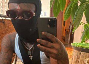 Rapper Lil Uzi Vert Implants $24 Million Pink Diamond In His Forehead (Photo: Instagram)