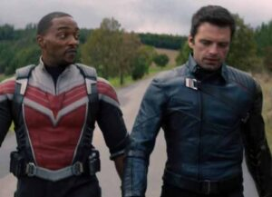 Second Trailer For 'The Falcon And The Winter Soldier' (Image: Marvel)