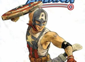 Aaron Fischer to be first gay Captain America (Image: Marvel)