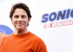 HOLLYWOOD, CALIFORNIA - JANUARY 25: James Marsden attends Sonic The Hedgehog Family Day Event at the Paramount Theatre on January 25, 2020 in Hollywood, California. (Photo by Rachel Luna/Getty Images)
