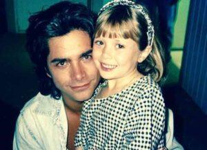 John Stamos Posts 'Full House' Throwback With Elizabeth Olsen In Honor Of 'Wandavision' Finale (Image: Instagram)