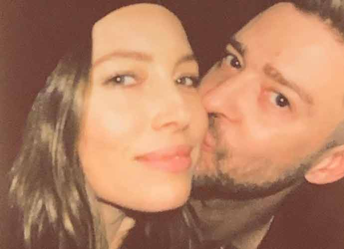 Justin Timberlake Wishes Wife Jessica Biel A Happy Birthday