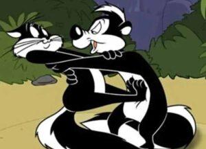 'Looney Tunes' Character Pepé Le Pew (Image: Warner Bros.)