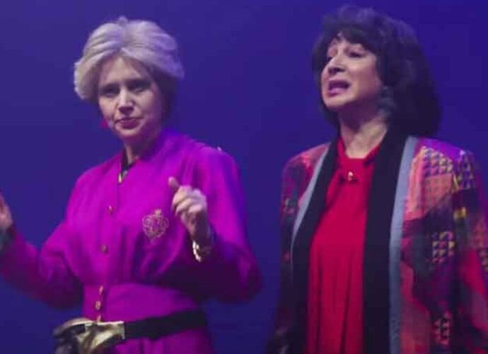 WATCH: 'SNL' Mocks Boomers Getting COVID-19 Vaccine