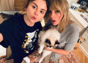 Selena Gomez & Taylor Swift (Image: Instagram)