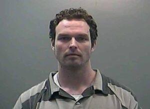 Alabama Shakes' Steve Johnson mugshot (Image: Twitter)