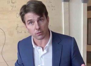 Tom Cruise deep fake on TikTok (Image: Tiktok)