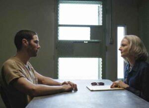 Jodie Foster & Tahar Rahimi in 'The Mauritanian'