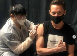 Hugh Jackman Says That The Wolverine Needs To Get Vaccinated, Too (Image: Instagram)