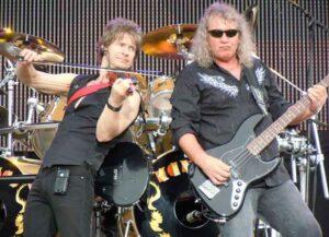 Kansas performs in 2011 (Image: Wikimedia)