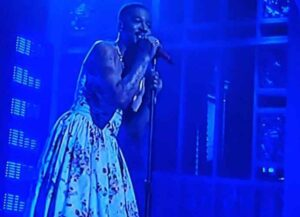 Why Did Kid Cudi Wear A Dress During His 'SNL' Performance? (Image: Instagram)