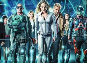 'DC's Legends of Tomorrow' (Image: DC)