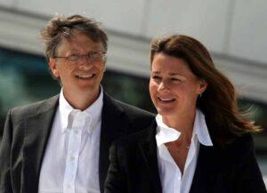 Bill & Melinda Gates (Image: Getty)