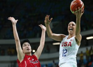 U.S. Olympic Basketball's Caroline Williams Reveals Plans For Child Care For Moms At Tokyo Games