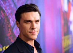 """LOS ANGELES, CA - AUGUST 15: Finn Wittrock attends the panel and photo call for FX's """"The Assassination of Gianni Versace: American Crime Story"""" at Los Angeles County Museum of Art on August 15, 2018 in Los Angeles, California. (Photo by Matt Winkelmeyer/Getty Images)"""