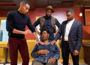 VIDEO EXCLUSIVE: Stars Of 'Tyler Perry's Bruh' Reflect On Importance Of Male Friendship
