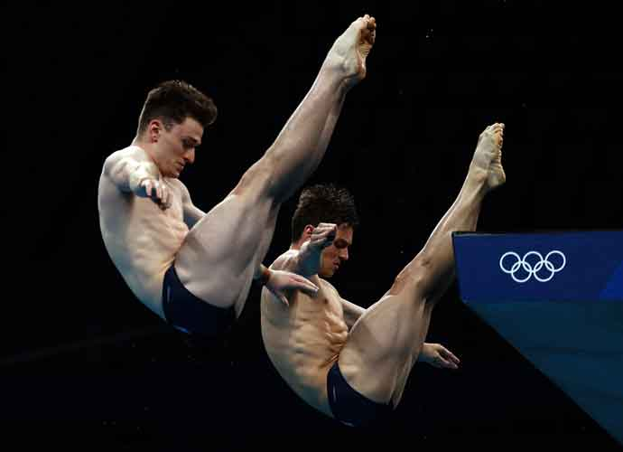 Olympic Diver Tom Daley Knits To Reduce Anxiety During Tokyo Games