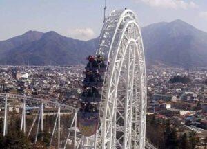 Japan'a Do-Dodonpa Rollercoaster Halts Operation After Multiple Passengers Break Bones