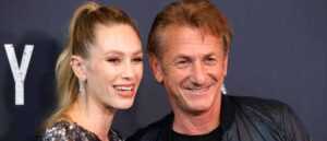 """LOS ANGELES, CALIFORNIA - AUGUST 11: Dylan Penn and Sean Penn attend a special screening of Sean Penn's """"Flag Day"""" at The Directors Guild of America on August 11, 2021 in Los Angeles, California. (Photo by Frazer Harrison/Getty Images)"""