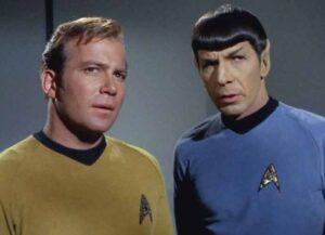 Scene from 'Star Trek' (Image: Viacom)