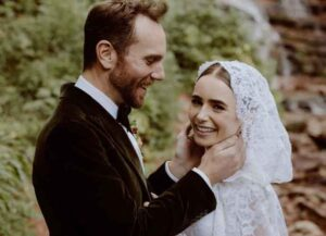 'Emily In Paris' Star Lily Collins Marries Film Director Charlie McDowell (Image: Instagram)