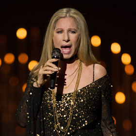 Barbra Streisand Performs 'The Way We Were' To Honor The Late Marvin Hamlisch At Oscars